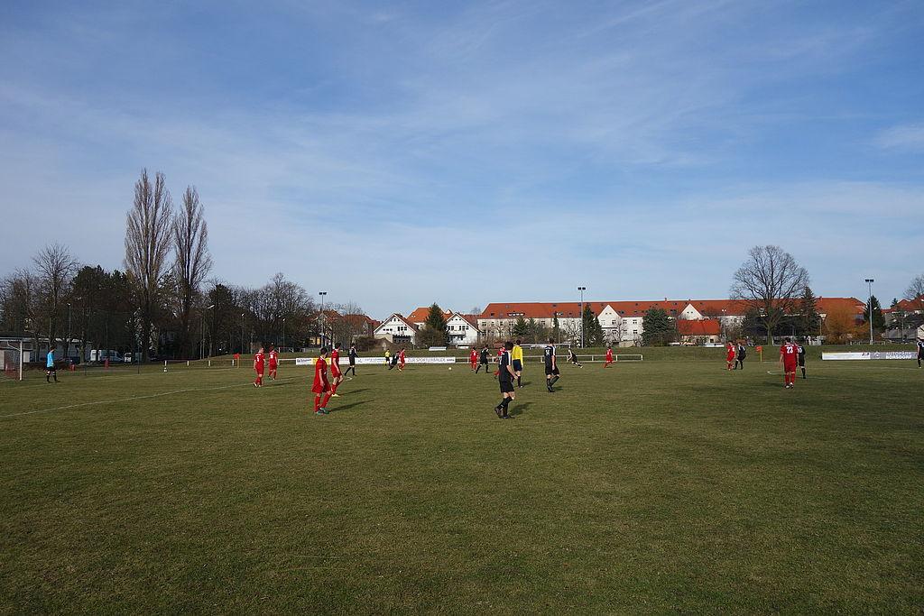 Tennishalle Zwenkau